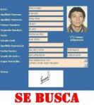 Ficha Policial de Satur